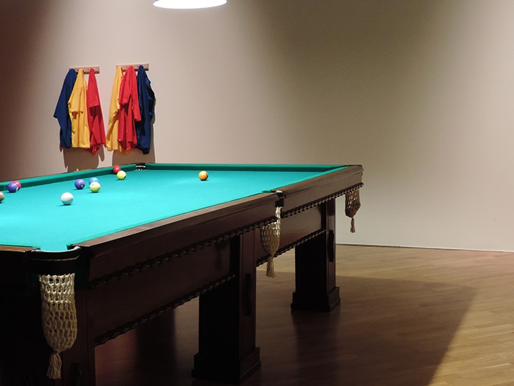 How Far Should A Pool Table Be From The Wall Supreme Billiards